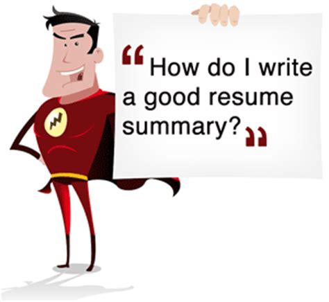 How to Write a Resume Summary Statement - The Muse