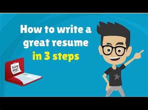 Professional Resume Format: How to Write a Professional Resume